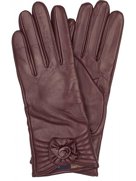 Перчатки Lanotti 0897/Бордовый