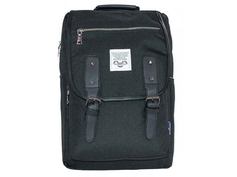 Рюкзак женский Lanotti 6134/Черный