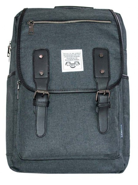 Рюкзак женский Lanotti 6134/Серый