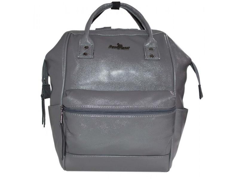 Рюкзак женский Lanotti 7813/Серый