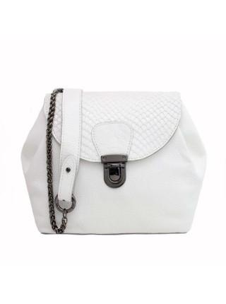 Образ №16 Cумка женская Lanotti 8102/Белый