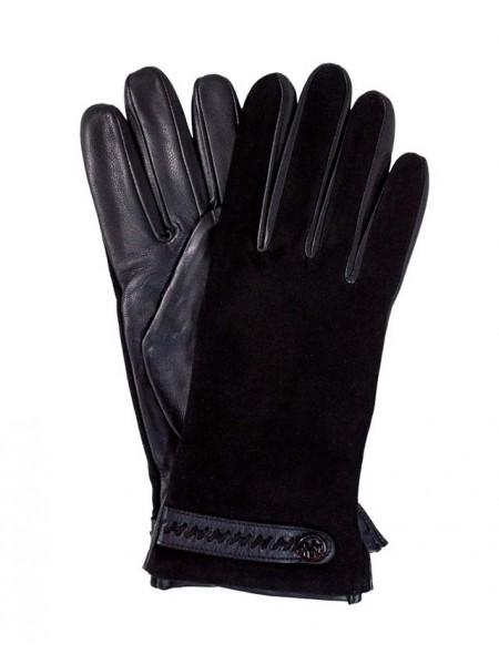 Перчатки женские Lanotti PK2019/Черные