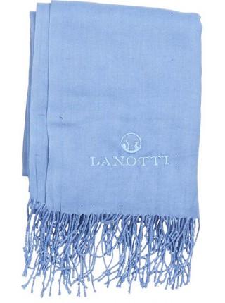 Палантин Lanotti L.Blue
