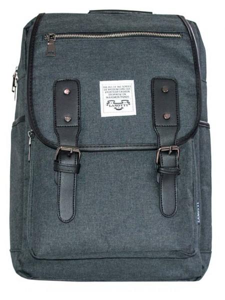 Рюкзак мужской Lanotti 6134/Серый