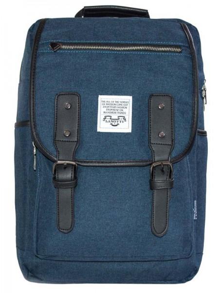 Рюкзак мужской Lanotti 6134/Синий