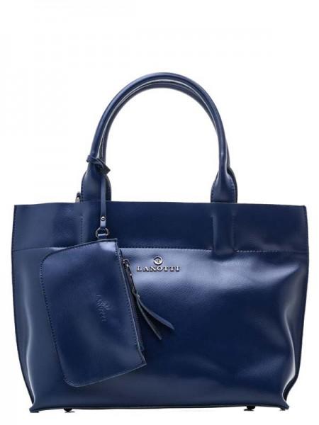 Сумка женская Lanotti 6610/Blue