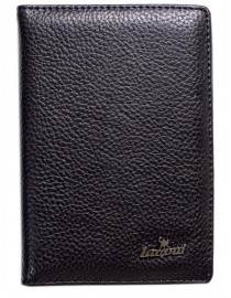 Обложка на паспорт Lanotti 6391F/Черный