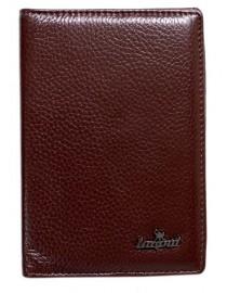 Обложка на паспорт Lanotti 6391F/Кофейный