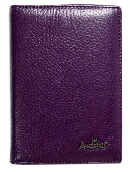 Обложка на паспорт Lanotti 6391F/Ежевичный