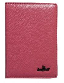 Обложка на паспорт Lanotti 6391F/Имбирный