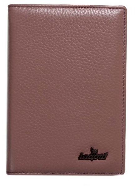 Обложка на паспорт Lanotti 6391F/Какао