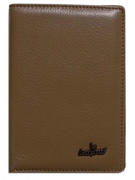 Обложка на паспорт Lanotti 6391F/Сепия