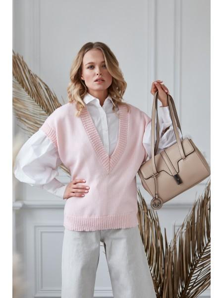 Сумка женская Lanotti 3616/Розовый