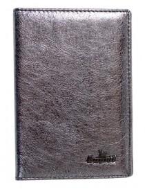 Обложка на паспорт Lanotti 6391F/Античное серебро
