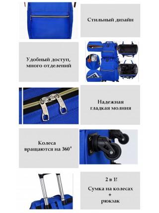 Дорожная сумка Anello LB-LGB-01/Серый