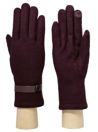 Перчатки Lanotti HNW190857/Бордовый